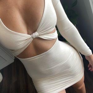 Oh Polly Long Sleeve Dress